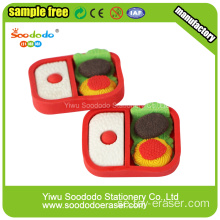 Promotion 3d suddgummi brevpapper produkt, School Supply billiga suddgummi